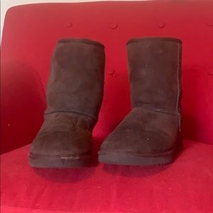 UGG boots. Size w9.